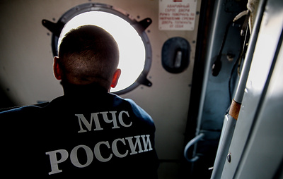 В Вологодской области вертолет упал в реку