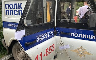 В Екатеринбурге задержали троих полицейских по обвинению в изнасиловании