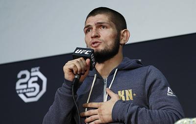 Чемпион UFC Нурмагомедов начал заключительный этап подготовки к бою с Порье