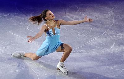 Фигуристка Самодурова представила произвольную программу нового сезона