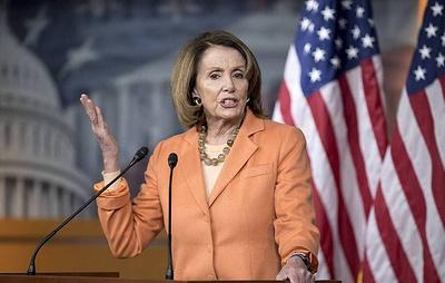 Спикер Палаты представителей заявила, что общественность не поддерживает импичмент Трампа
