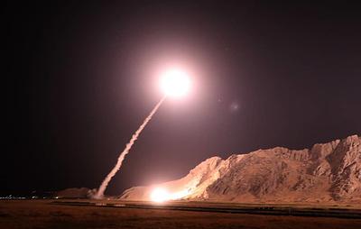 Иран провел испытание новой ракеты