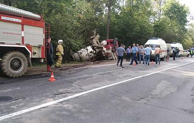 Пять человек погибли в ДТП в Калуге