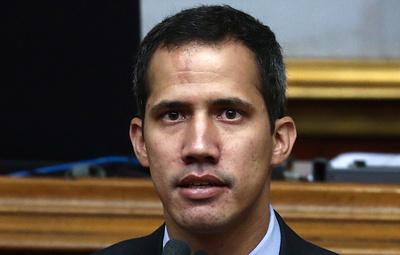 Гуайдо объявил об усилении давления на правительство Мадуро