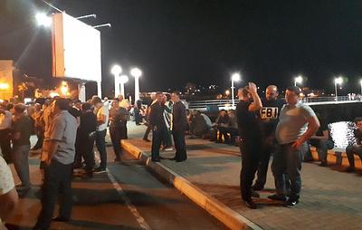 Хаджимба лидирует на выборах в Абхазии