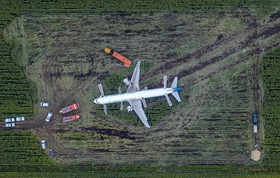 Источник: МАК подготовил промежуточный отчет по ЧП с Airbus A-321 под Жуковским