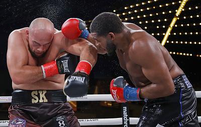 Боксер Кузьмин проиграл Хантеру и не сумел защитить интерконтинентальный титул WBA