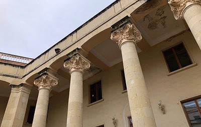 Старейший санаторий Кисловодска отреставрируют до 2023 года