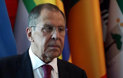 Лавров заявил о необратимой трансформации мирового порядка