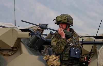 В Таджикистане ранены два российских контрактника