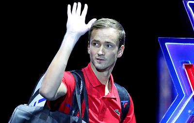 Даниил Медведев сохранил четвертое место в рейтинге ATP