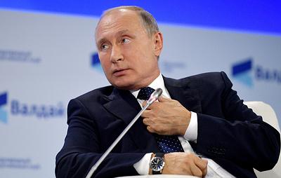 Путин в Сочи проведет встречи с президентами Венесуэлы, Казахстана и Филиппин