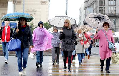 Похолодание придет в Московский регион 6 октября