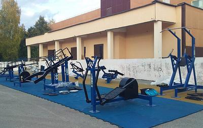В Пермском крае до конца года откроют более 20 спортплощадок ГТО