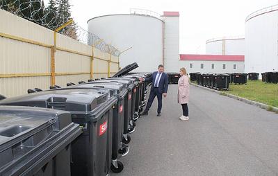 В Ханты-Мансийске после жалоб жителей появятся контейнеры для сбора ТКО с крышками