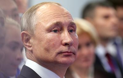 Путин отметил важность развития спорта в селах и в малых городах