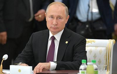 Путин отметил неопределенность вокруг перспектив продления СНВ-3