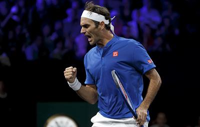 Роджер Федерер выступит на Олимпийских играх 2020 года в Токио