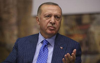 Эрдоган: поставки С-400 в Турцию могут быть полностью выполнены в ноябре-декабре