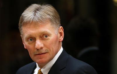 Песков не стал комментировать заявление гендиректора РУСАДА о якобы подмене допинг-проб