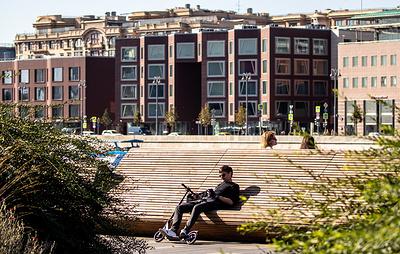 Температура воздуха 17 октября в Москве приблизилась к рекорду по теплу
