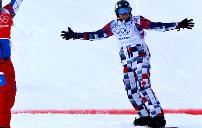 Олюнин надеется принять участие в чемпионате России по сноуборду в 2020 году