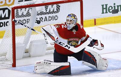 """""""Флорида"""" обыграла """"Питтсбург"""" в матче НХЛ. Бобровский сделал 23 сейва"""