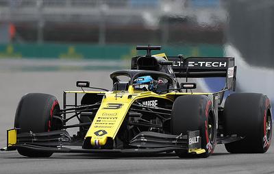 """Пилоты команды """"Формулы-1"""" """"Рено"""" исключены из протокола этапа Гран-при Японии"""