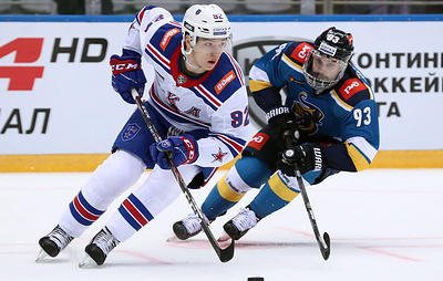 Хоккеист Подколзин отметил, что готов стать лидером молодежной сборной России