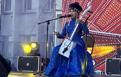 Коллективы из 14 регионов России выступили в Пятигорске в День народного единства