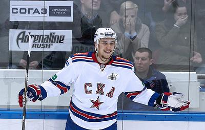 Бурдасов назначен капитаном российской сборной на Кубок Карьяла