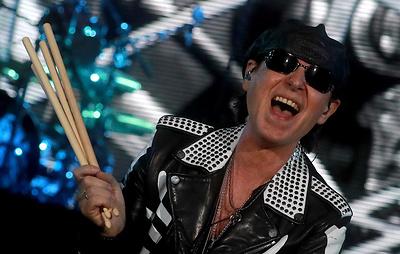 Scorpions выступили в Москве