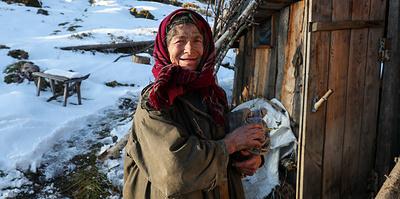 Острый ум и прекрасная память. Как живет в глухой тайге отшельница Агафья Лыкова