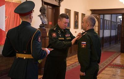 Более 20 генералов, офицеров и прапорщиков ЦВО удостоены государственных наград