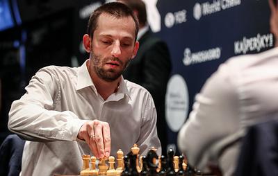Российский гроссмейстер Грищук вышел в финал этапа Гран-при FIDE в Германии