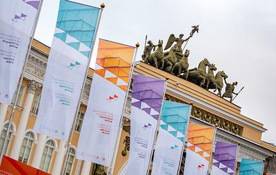 ТАСС соберет ведущих деятелей искусства и медиа на Культурном форуме в Петербурге