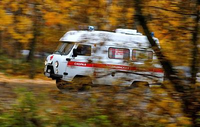 Шесть человек погибли в ДТП с микроавтобусом на трассе в Забайкалье