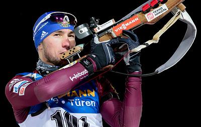 Биатлонист Логинов рассчитывает залечить травму к началу зимнего сезона