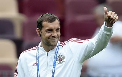 Дзюба: Черчесов создал отличную атмосферу в сборной России по футболу