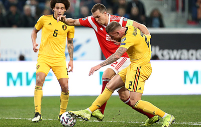 Дзюба: крупный проигрыш бельгийцам указал футболистам сборной России на их ошибки