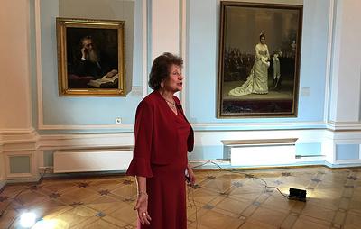 В Петрозаводске впервые представили четыре картины из коллекции Русского музея
