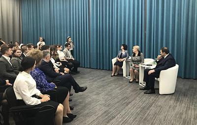 В Казани открылся центр опережающей профессиональной подготовки