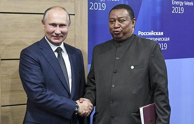 Генсек ОПЕК отметил ведущую роль Путина в налаживании сотрудничества в рамках ОПЕК+