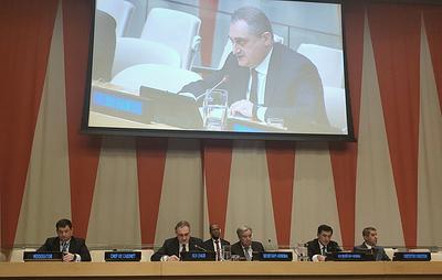 Замглавы МИД РФ пригласил страны ООН присоединиться к усилиям ШОС по антитеррору