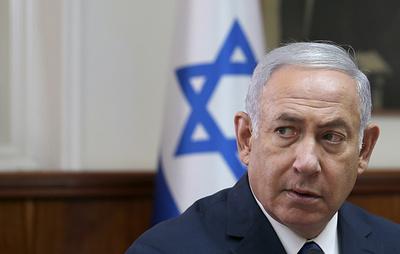 """Нетаньяху расценил решение генпрокурора предъявить ему обвинения как """"попытку переворота"""""""