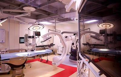 В Красноярске открыли новый хирургический корпус краевой больницы за 7 млрд рублей