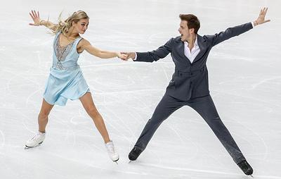 Фигуристы Синицина и Кацалапов разочарованы оценками за ритм-танец в финале Гран-при