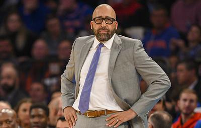 """Клуб НБА """"Нью-Йорк Никс"""" уволил главного тренера Физдэйла"""