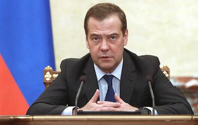 Медведев: договоренность по газу между Россией и Украиной должна быть обоюдовыгодной