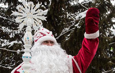 Деда Мороз рассказал о меню своего новогоднего стола
